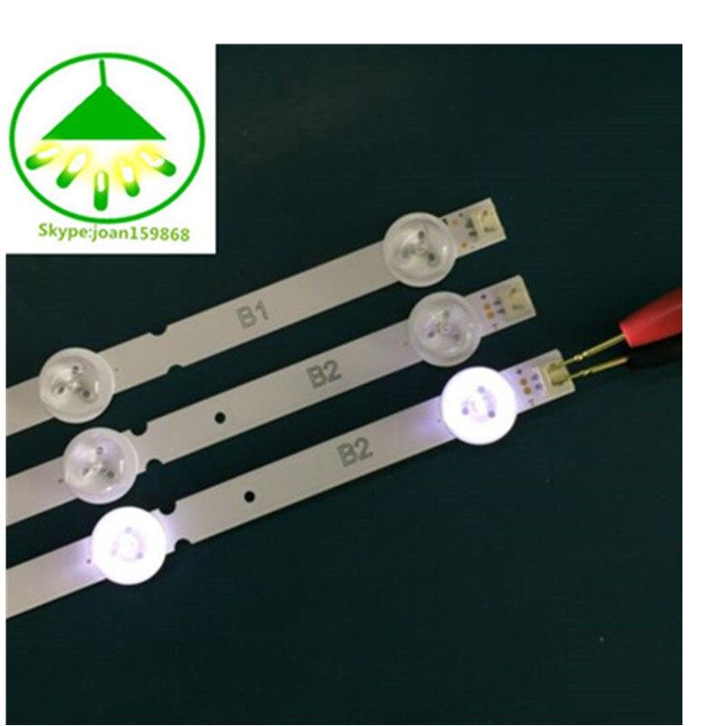 3pcs/set 100%  NEW for LG backlight KIT 6916L-1438A B1 6916L-1437A B2 32LN5400 32LN577S 630mm  (1PCS=7LED) Free shipping3pcs/set 100%  NEW for LG backlight KIT 6916L-1438A B1 6916L-1437A B2 32LN5400 32LN577S 630mm  (1PCS=7LED) Free shipping