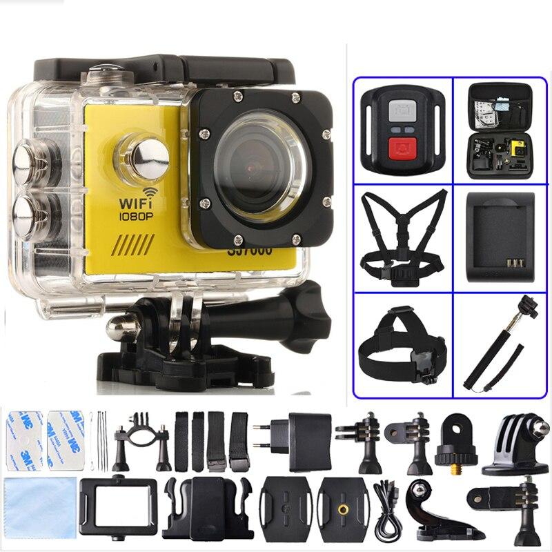 ФОТО Newest video Camera WiFi 1080P 30fps Full HD 2.0 LCD 30m pro Waterproof DV video novatek 96655 Chips mini Camera