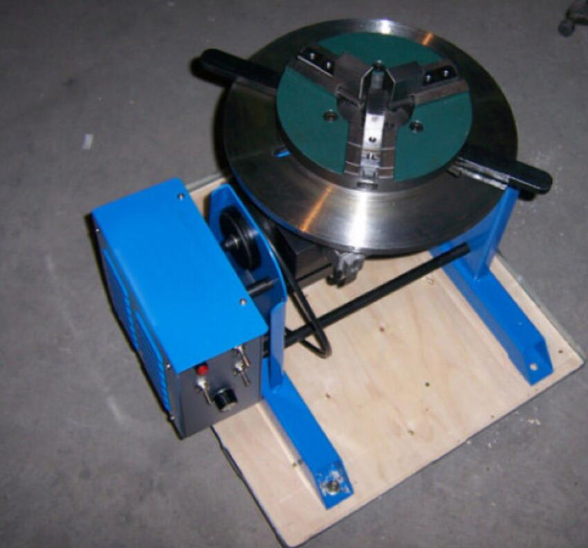 Přenosné polohovací svařovací polohovače 30KG, otočný stůl - Svářecí technika - Fotografie 1