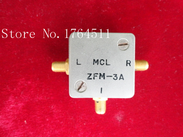 [BELLA] The United States Imported Mini ZFM-3A SMA RF RF Coaxial High Frequency Mixer