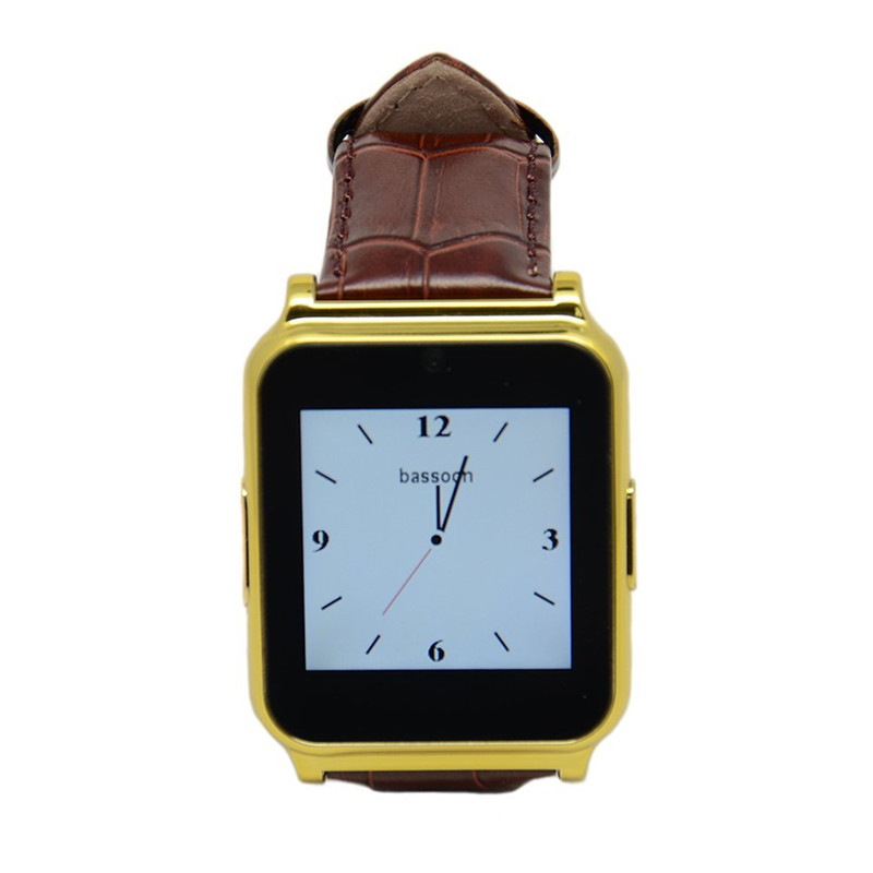Hot Smart Watch W90 1 5 inch LCD SIM Card Multi Function WristWatch for Smartphones Bluetooth