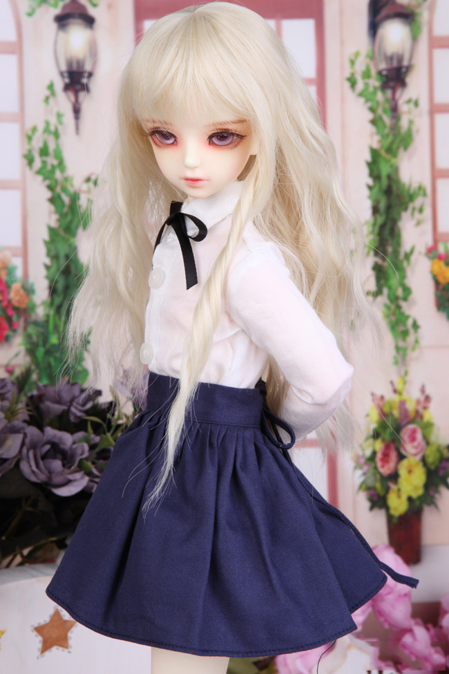 Fashion Style 1/3 1/4 1/6 BJD Doll SD Clothes Toy Clothes Skirt +Shirt Bjd Doll Accessories casio bg 1001 2a
