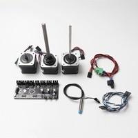 Prusa MK2.5/MK3 Muilti Material V2 MMU V2 electrical hardware kit, control board, motors kit, signal and power cables.