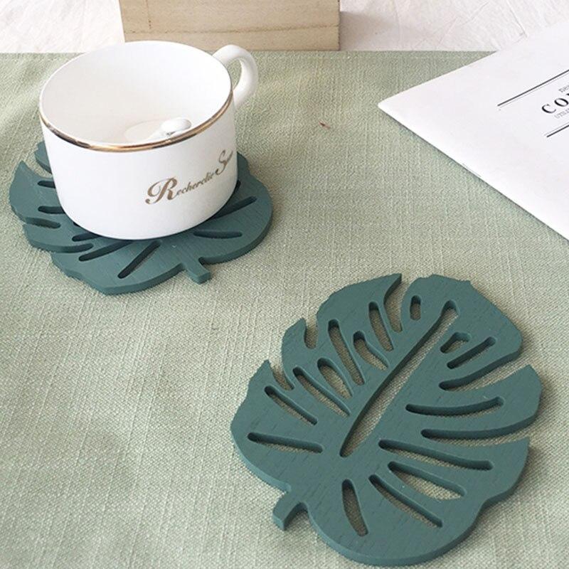 Projeto de bambu bandeja de silicone molde de concreto de cimento copo almofada almofada copo da água do molde de gesso do molde