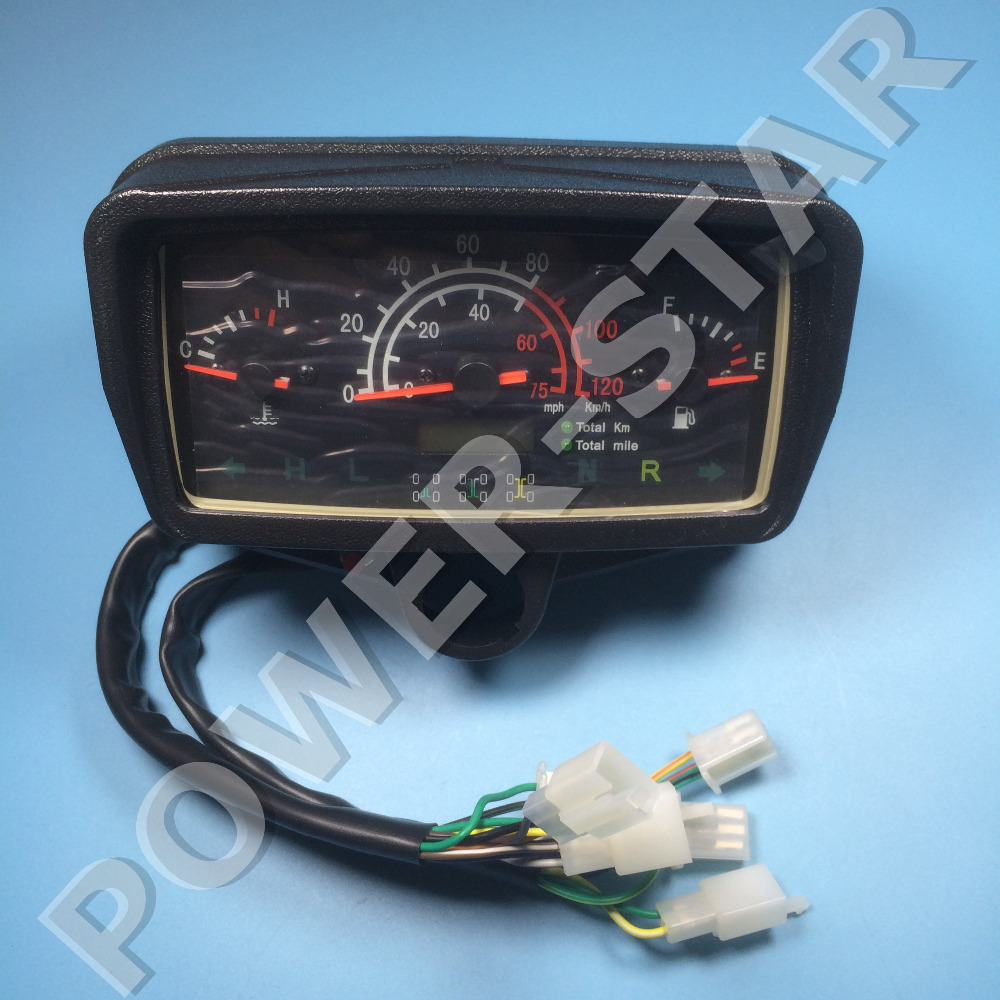 Free Shipping KAZUMA 500CC ATV QUAD Speedometer STKMOTOR Parts