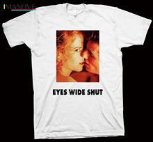 Eyes Wide Shut T-Shirt Stanley Kubrick, Tom Cruise, Nicole Kidman Mens 2019 fashion Brand T Shirt O-Neck 100%cotton T-Shirt tom cruise