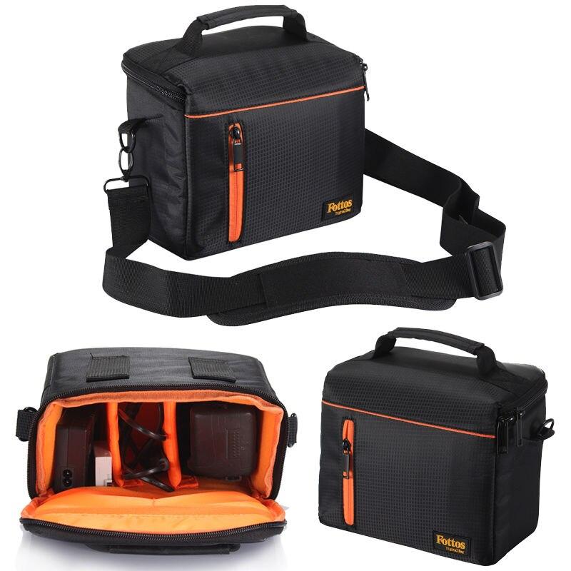 Digital Camera Bag For Panasonic Lumix GH3 GF7 GF6 GF5 GX8 GX85 GX7 GX2 GM1 GX1 G6 G5 LX7 LX100 LZ20 LZ35 FZ72 FZ100 FZ200 FZ45