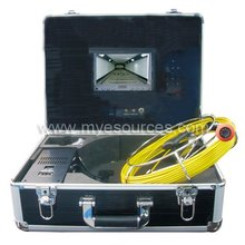 pipe inspection system-cctv special use camera system