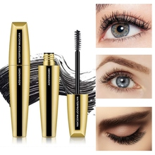 1pc New Mascara Waterproof Smudge-proof Long Lasing Natural Curling Slender Black