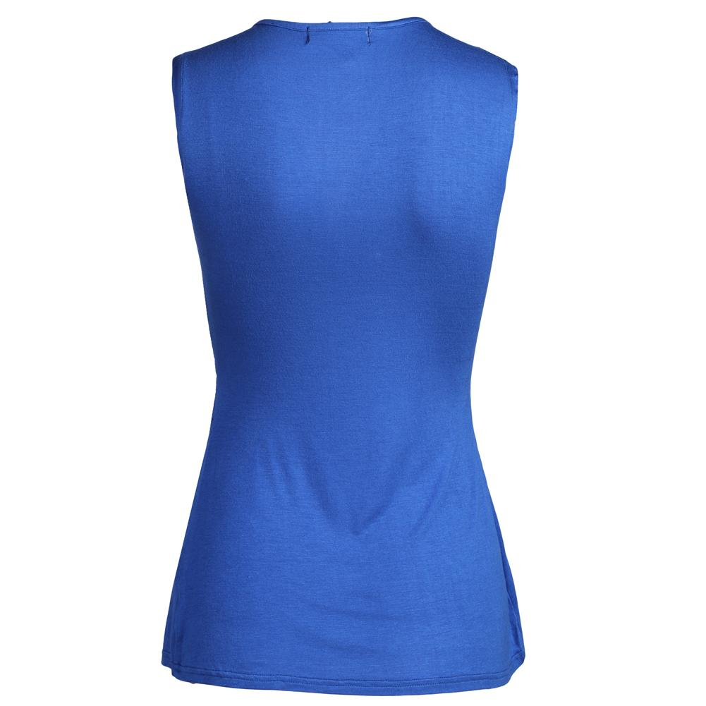 HTB1BOh4LXXXXXXcXpXXq6xXFXXXP - Summer Blouses Women Shirt Sleeveless V Neck
