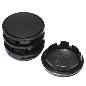 Image 4 - 4PCS 65mm ABS Plastic Car Wheel Center Caps for Volkswagen / Skoda Octavia Fabia Yeti Rapid Rim Emblem Badge Hub Cap Car Styling