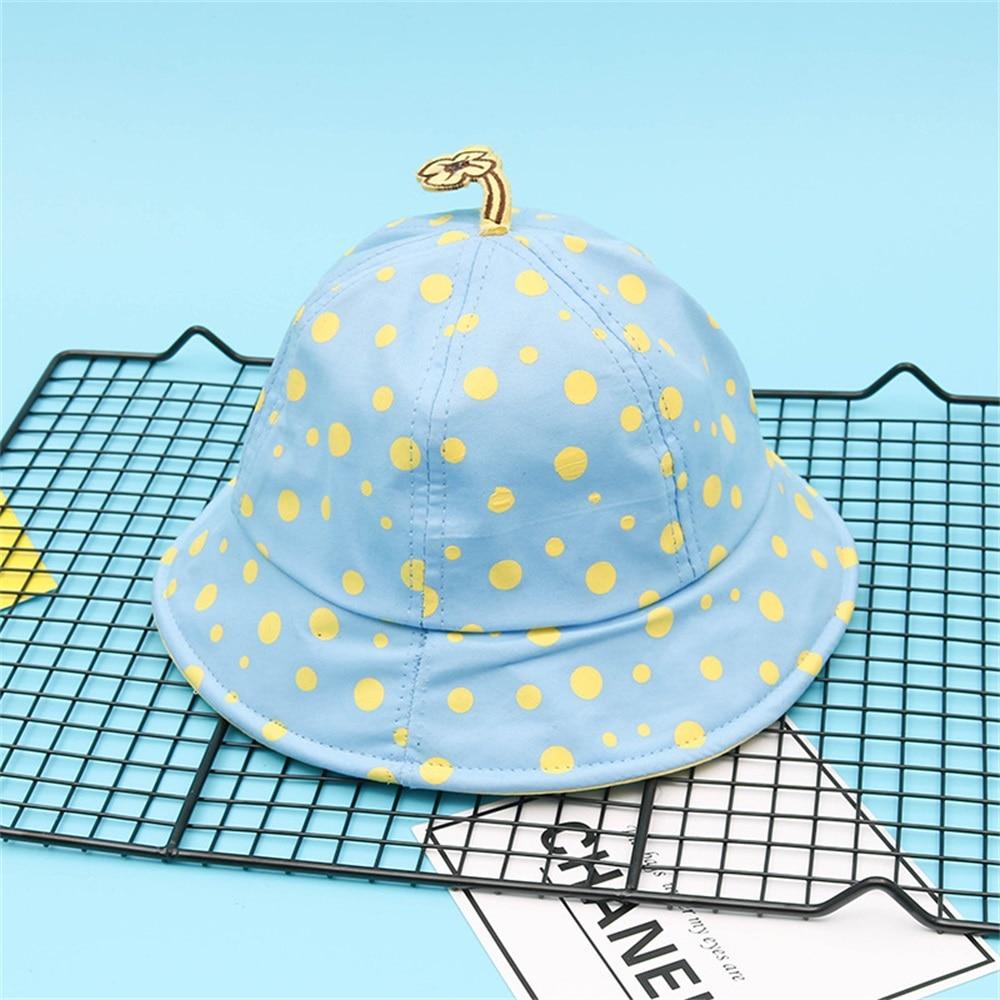EASY BIG 10-24Months Vasaros taškas Unisex kūdikių skrybėlės - Kūdikių drabužiai - Nuotrauka 3