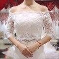 Bolero Wedding Jacket Bolero Feminino Bolero Mariage Wedding Accessories Appliques Bolero Women Coprispalle Sposa Romantic