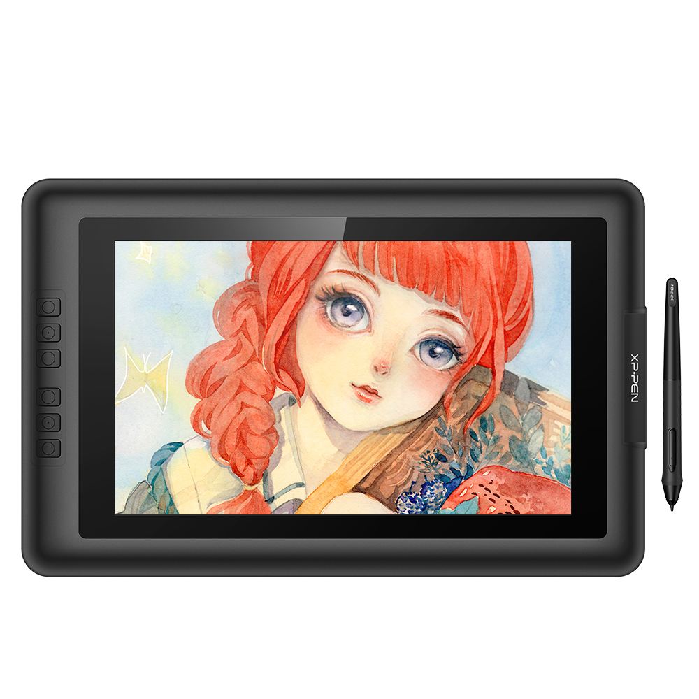 XP-Pen Artist13.3 13.3 IPS Graphics Drawing Monitor Pen Tablet Pen Display with Clean Kit and Drawing Glove ultra mini screen free 3 0 mega pixels cmos motion detection video camera micro sd tf slot