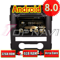 TOPNAVI 8 ''Octa Core Android 8,0 DVD мультимедиа плеер для FORD F150 2009 2014 аудио радио стерео 2DIN gps навигации