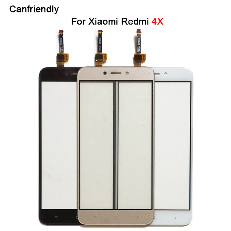 Redmi 4X Touch Screen Canfriendly 5.0'' Mobile Phone Touch Panel Screen for Xiaomi Redmi 4X Touchscreen Sensor With Free Tools