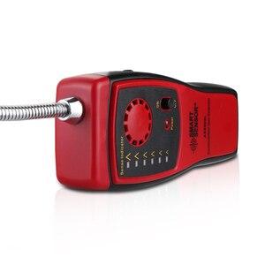 Image 4 - Analyseur de gaz détecteur de gaz Combustible port de fuite de gaz naturel inflammable emplacement déterminer compteur testeur alarme de lumière sonore AS8800L