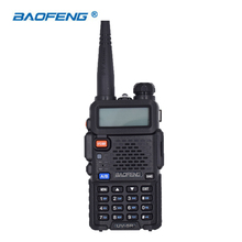 Baofeng UV-5R Walkie Talkie Dual Band CB HAM Radio 2 Two Way tragbare Transceiver VHF UHF FM BF UV 5R DMR Radios Handheld Stereo