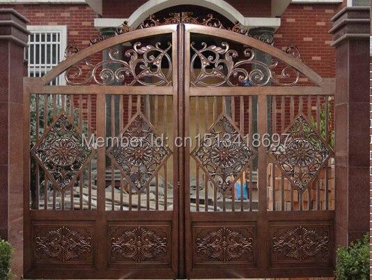 Garden Door,security Swing Door,gate Door,villa Gate,patio9
