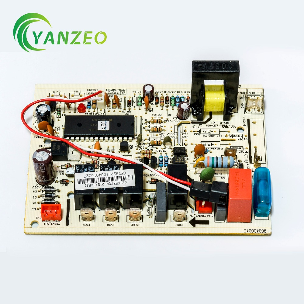NEW CE-KFR90GW/I1Y CE-KFR70W-21E tested for Midea KFR-70GW/DY-T6 Air Conditioning Board Computer Board / Circuit Board indoor air conditioning parts mpu kfr 35gw dy t1 computer board kfr 35gw dy t used disassemble