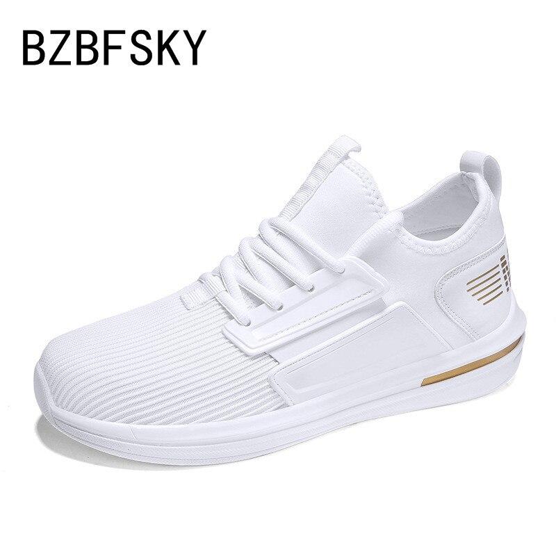 BZBFSKY chaussures pour hommes nouveaux hommes baskets transfrontalières hommes chaussures de sport de mode chaussures de loisirs respirant Portable hommes chaussures décontractées