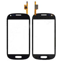 High Quality For Samsung Galaxy Light T399 4.0 inch Digitizer Touch Screen Panel Sensor Lens Glass Replacement Back Cover