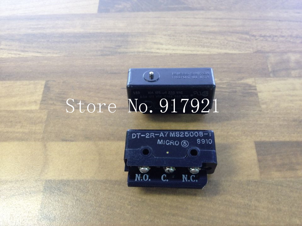 [ZOB] The United States MICRO SWITCH Honeywell DT-2R-A7MS25008-1 micro switch 10A250V --5pcs/lot