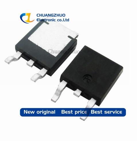 10PCS New Original 60R580P MMD60R580P TO-252