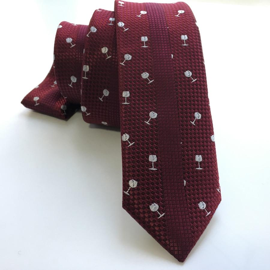 Unik 5,5 cm slips gentlemen personlighet klassisk affärs slips - Kläder tillbehör
