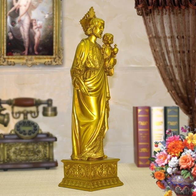 Special Offer 50 Cm Tall Top Art Ism Christ Home Decor Decoration Religious