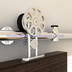 Даймон индивидуальные SUS304 раздвижные двери оборудования деревянные двери оборудования раздвижные двери оборудования DM-SDS 7104 без