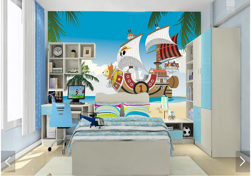 Pirate Ship Wall Mural Great Ideas Part 39