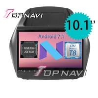 WANUSUAL 10 1inch Quad Core Android 6 0 Car DVD GPS Navigation For Hyundai Ix35 2010