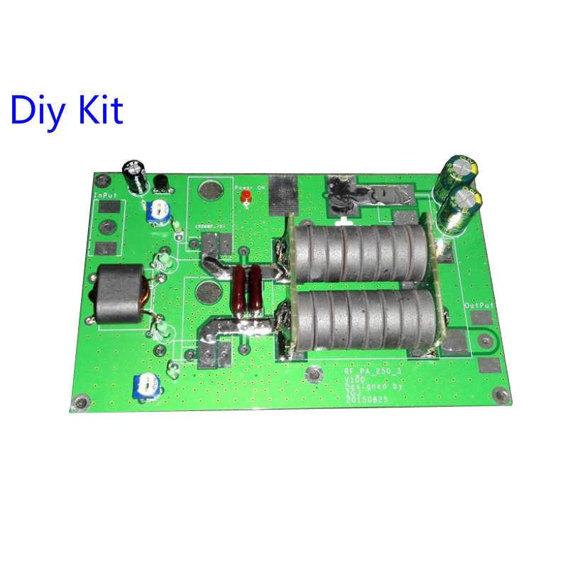 180 Вт линейный усилитель мощности для радиопередатчик для внутренней связи радио HF FM Ham DC12-24V amp DIY наборы F2-003