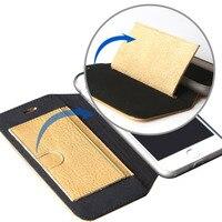 Pierre Cardin Настоящая кожа чехол для телефона iPhone 7 7 Plus Стенд Флип карты кронштейн мягкого Силикагель Чехол Бесплатная Доставка