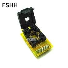 HEAD-SM8951-PL Programmer Adapter HI-LO GANG-08 PLCC44/IC SOCKET