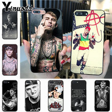 Yinuoda Mgk Machine Gun Kelly Lace Up Phone Accessories Case for iPhone 7plus X 6 6S 7 8 8Plus 5 5S case(China)