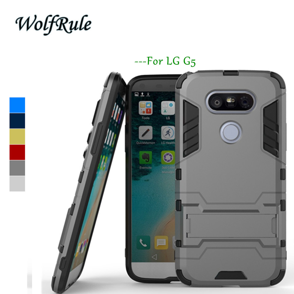 sFor Phone Case LG G5 Cover For LG G5 LGG5 WolfRule Silicon &Plastic Dual Layer Armor Case For LG G5 Case H830 H840 Funda CapasFor Phone Case LG G5 Cover For LG G5 LGG5 WolfRule Silicon &Plastic Dual Layer Armor Case For LG G5 Case H830 H840 Funda Capa