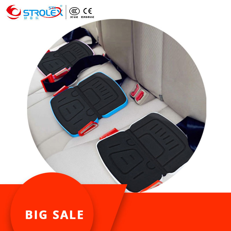 Mifold Portable Baby Car Seat Safety Cushion Harness Travel Pocket Foldable Child Car Safety Seat Liner Toddler Baby Carseat CE