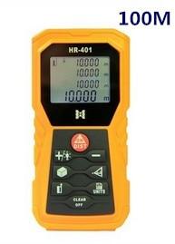 Laser Distance Meter 100m Rangefinder Handheld Outdoor Distance Measuring Device Instrument