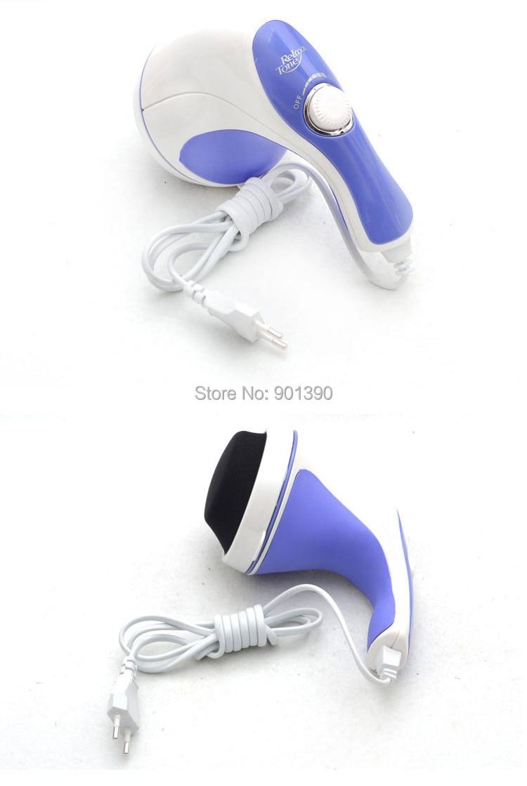 Электрический вибрирующий массажер для коррекции фигуры Электрический тонкий формирователь ног спины шеи массажер массажный продукт машина потеря веса