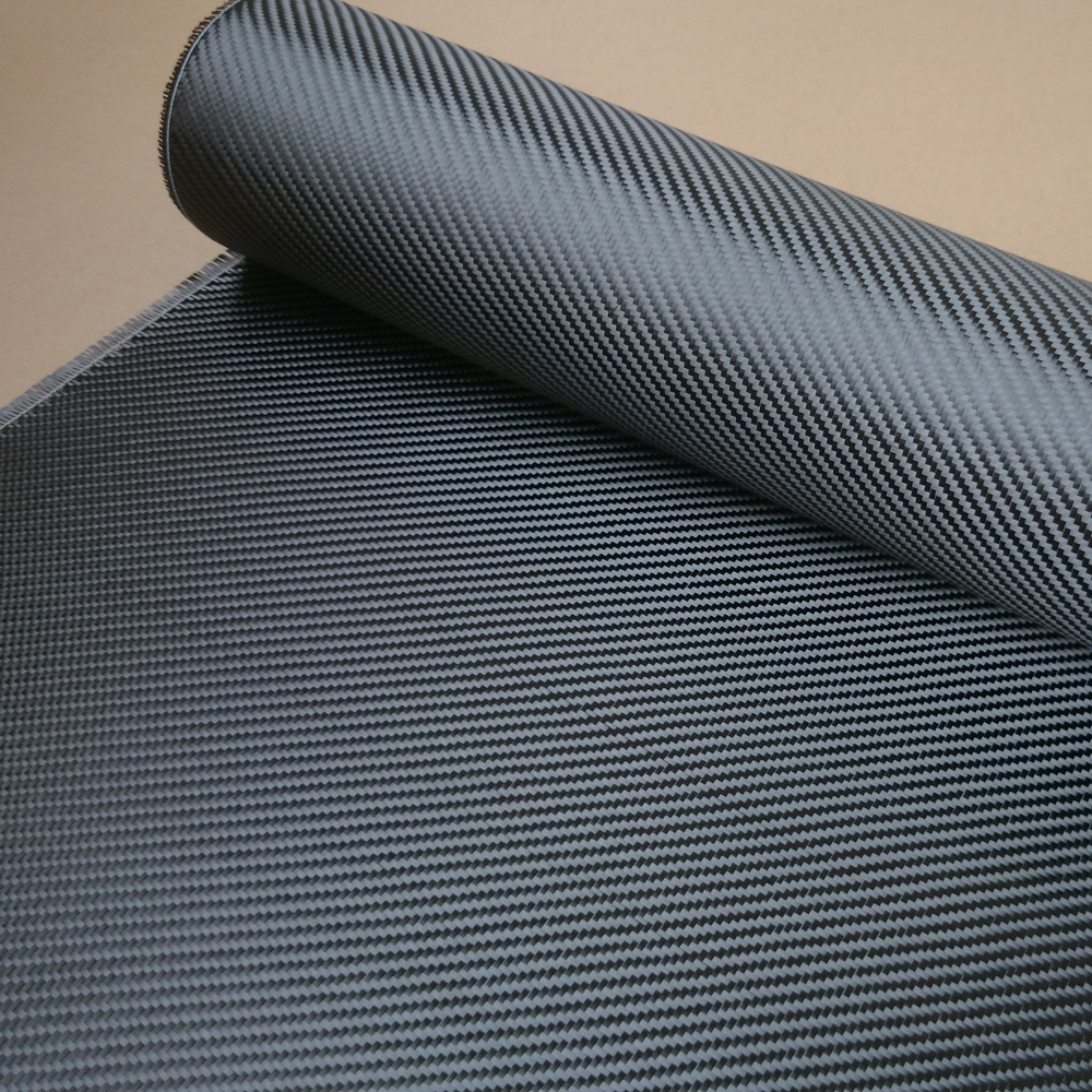 "$ $ Salg $$$ [Grade A +] Real Carbon Fiber Cloth 3K 5.9oz / 200gsm 2x2 twill Carbon Fabric 14,2 ""/ 36cm bredde"
