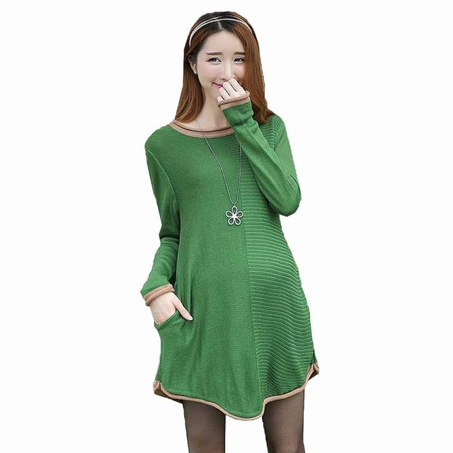 68c935d3b9d76 Autumn Winter Maternity Sweater Cardigan Clothes for Pregnant Women Plus  Size Women's Sweaters Cardigans Pullovers Sweatshirts
