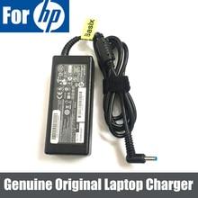 Orijinal 65W AC güç adaptörü şarj cihazı HP Spectre x360  13t 13t 4100 dokunmatik dizüstü ProBook 430 G3, 450 G3, 455 G3, 470 G3, 440