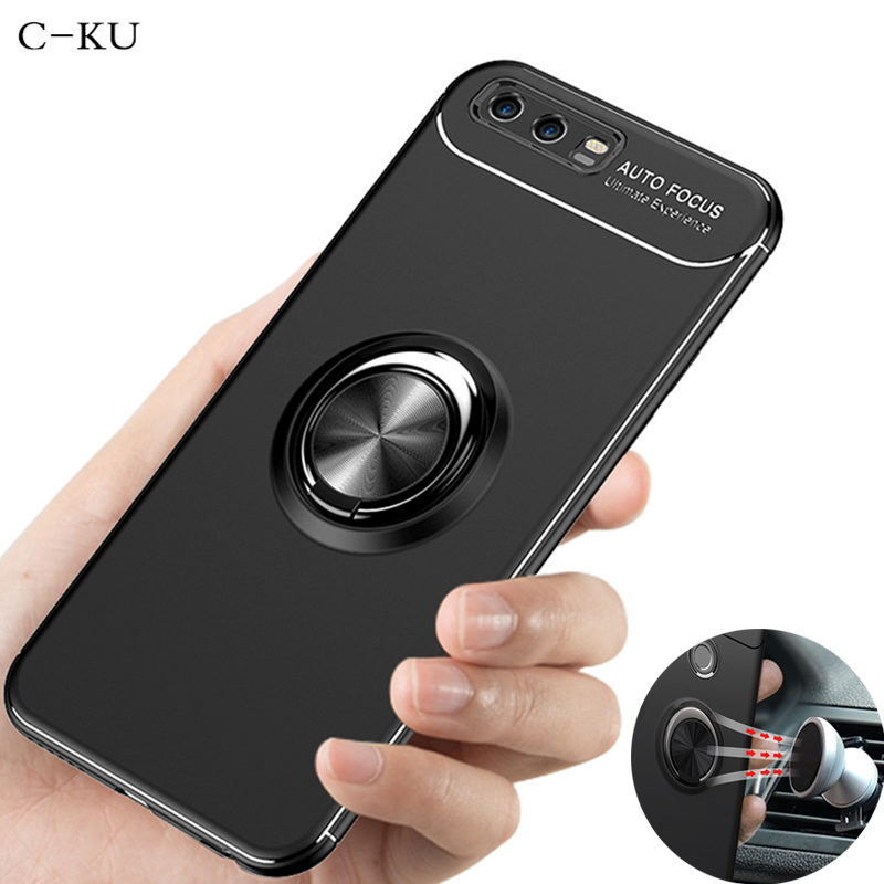 Magnetic Ring Holder Stand Case For Xiaomi Mi 8 <font><b>6</b></font> 6X 5X A1 A2 Mix 2 2S Max2 <font><b>pocophone</b></font> <font><b>f1</b></font> For Redmi s2 Y2 4A 4X Note 4 5 5A Pro image