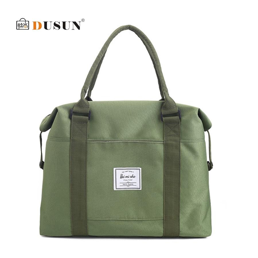 100% QualitäT Dusun Leinwand Tasche Vintage Leinwand Umhängetasche Frauen Handtaschen Damen Große Tasche Totes Casual Bolsos Mujer Bolsas Feminina 2019