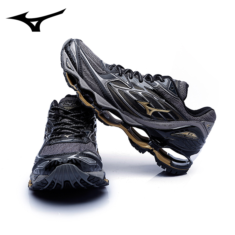 Mizuno Wave Prophecy 6 Professional Men Shoes ace up Male Shoe New color Stable Sports Weightlifting