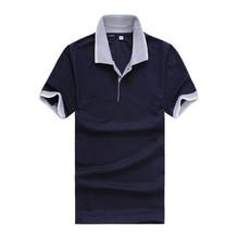 Новый 2017 мужская Марка Polo Shirt Для Мужчин Дизайнер Поло Мужчины Хлопка С Коротким рукавом бренд-одежда jerseysXL-3XL бесплатная доставка