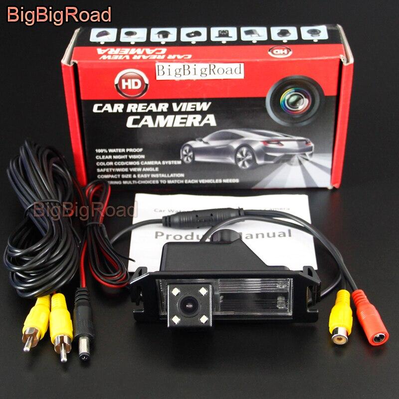 Hyundai Elantra 2007 For Sale: BigBigRoad Car Rear View Backup Parking CCD Camera
