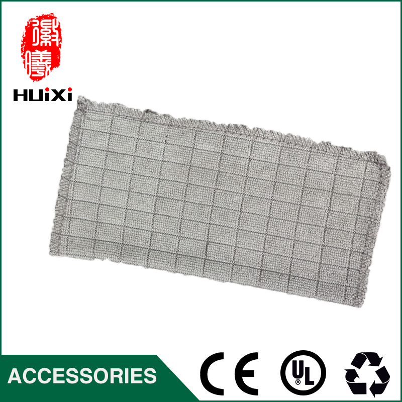 170*170mm Gray Deebot Dishrag High-efficiency Home Clean for CEN630 CEN82 Robot Vacuum Cleaner Parts 170